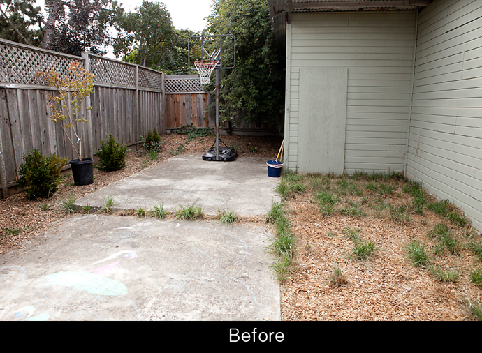 Yard2BEFORE